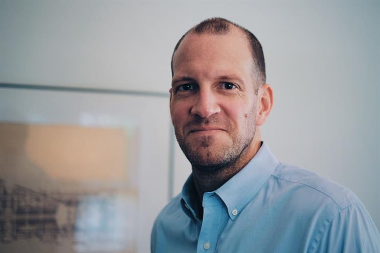 Nick Childs: the new global chief creative officer at Initiative