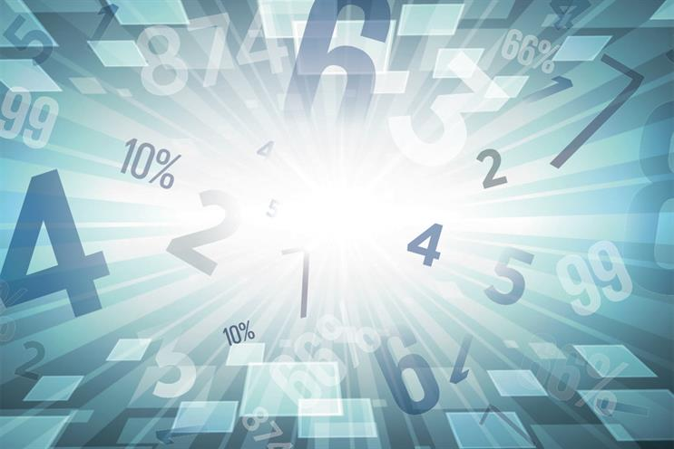 Data explosion: the industry has struggled to agree on common standards of measurement