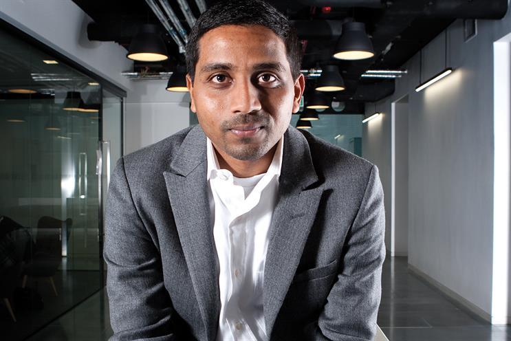 Nigel Vaz: SapientNitro's recently promoted global chief strategy officer