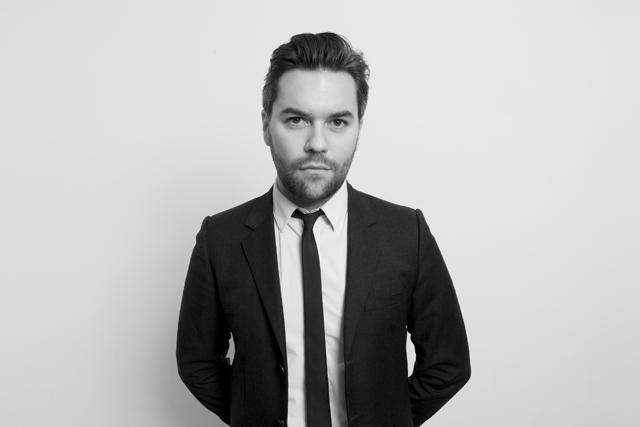 Nils Leonard, executive creative director, Grey London