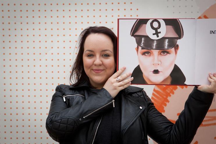 Liberty Antonia Sadler: wins Lowe Nova award