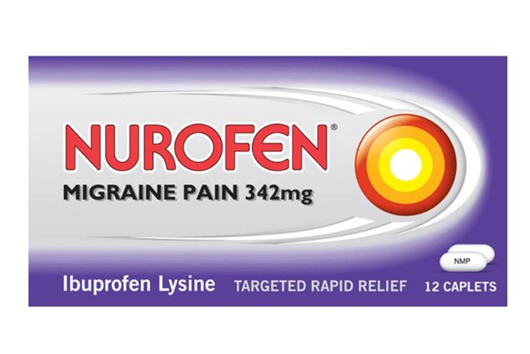 Nurofen Migraine: the ailment-specific 'variant' was identical to standard product yet priced 'significantly' higher