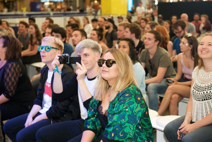 O2 teams up with Snapchat to celebrate tenth anniversary of namesake London venue