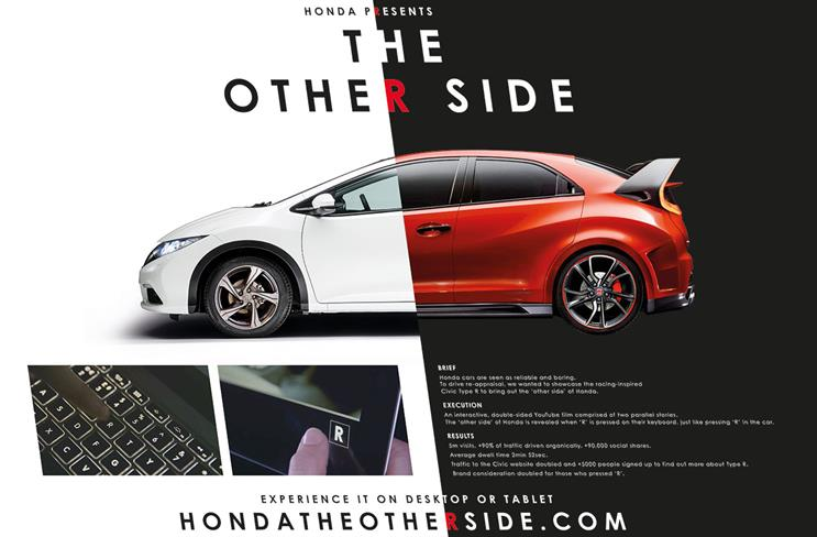 W&K: Honda Civic Type R work