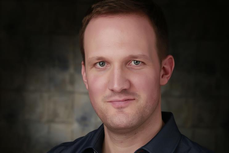 Owen Wyatt: the new managing director for commercial at Shortlist Media