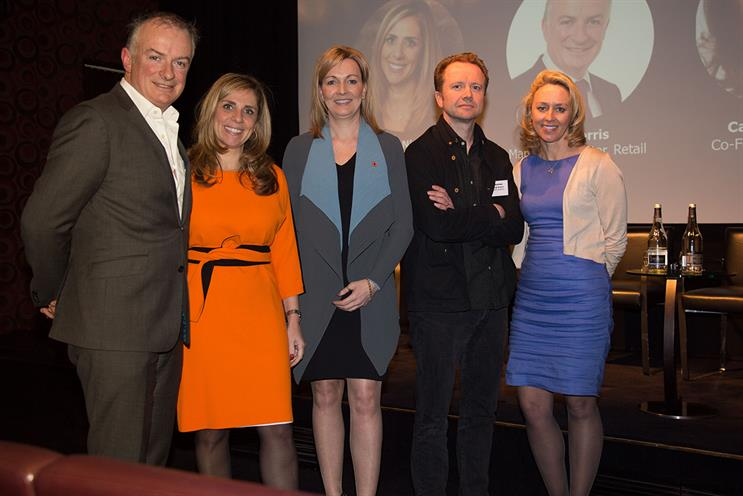 The Oystercatchers Club panelists