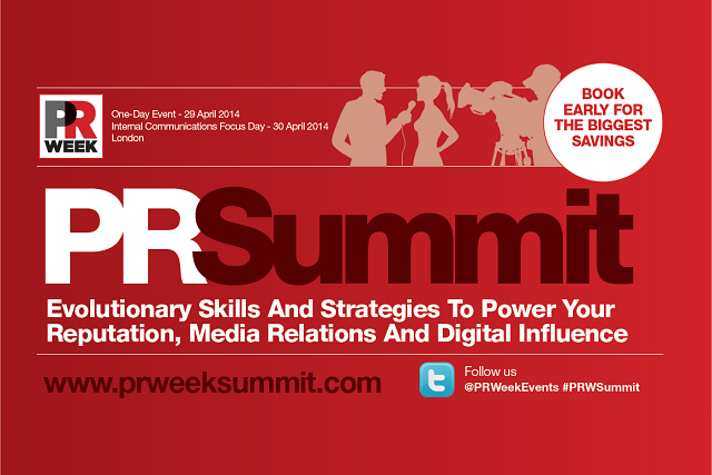 PR Summit: HMRC's Robin Riley shares his insights into comms