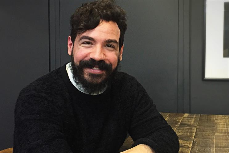 Marques has worked at BBH, W&K and R/GA