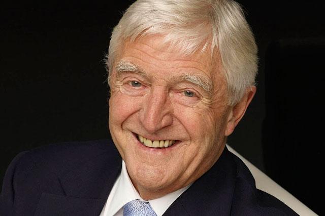 Michael Parkinson: to host Waitrose online TV shows