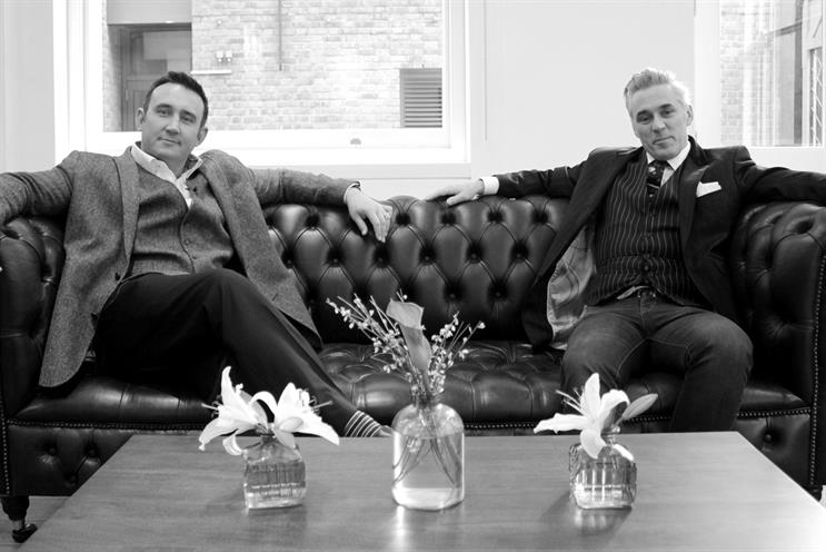 Founders of Path: Stobart and Slade