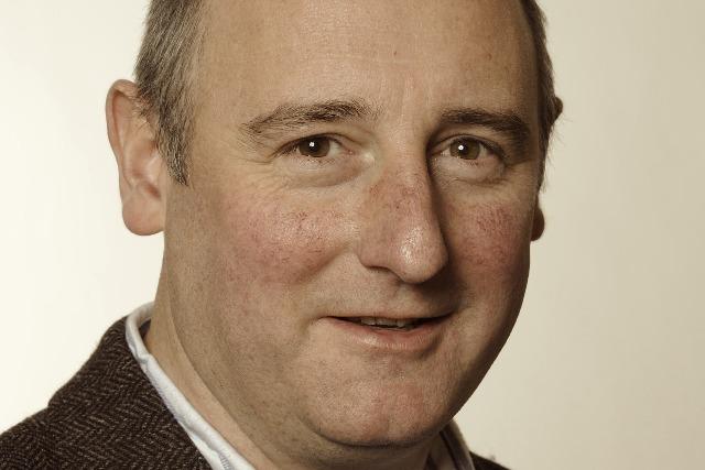 IPA professional development director Patrick Mills