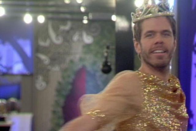 Perez Hilton: Big Brother contestant