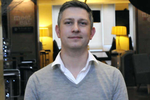 Ben Phillips: joins MediaCom as global head of mobile