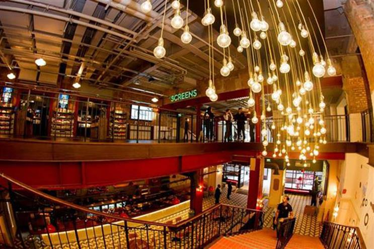 Picturehouse Central: new Advertising Week Europe venue
