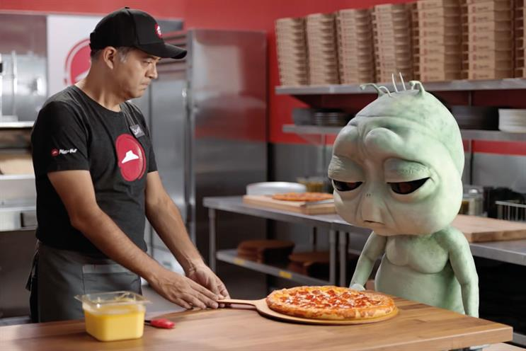 Pizza Hut: working on digital upgrade