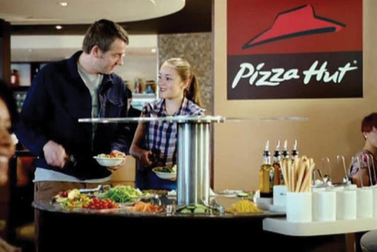 Pizza Hut: creative review