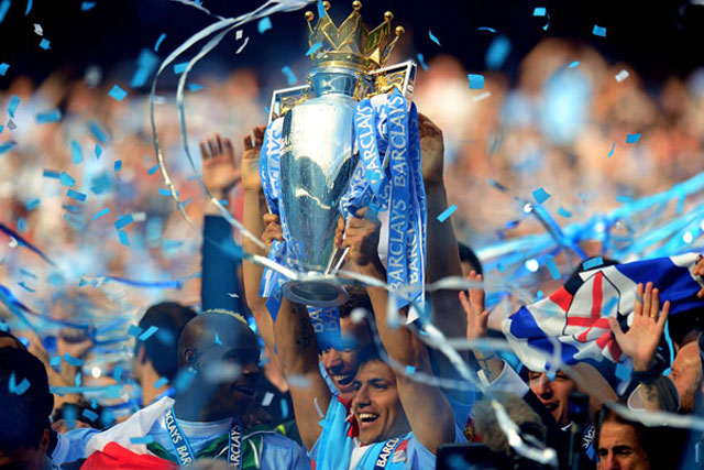 Sky and BT have spent £5 billion for the English Premier League TV rights for the next three years
