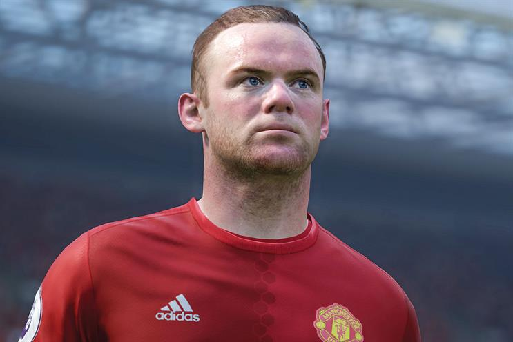 FIFA 17: Wayne Rooney is among the top players in the forthcoming release