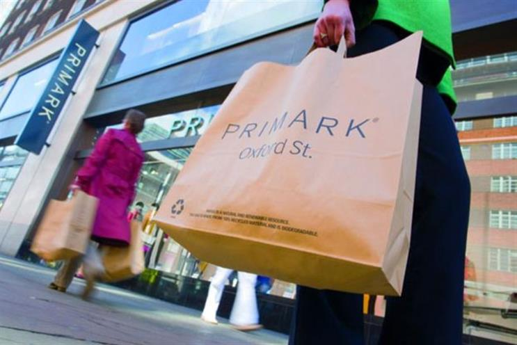 Primark: the discount retailer helped owner AB Foods minimise profits fall