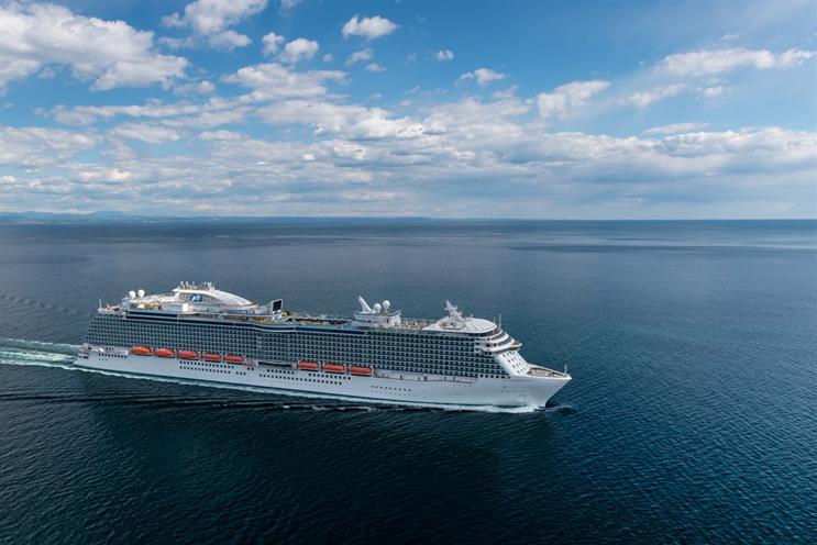 Princess Cruises: hands media duties to M/SIX