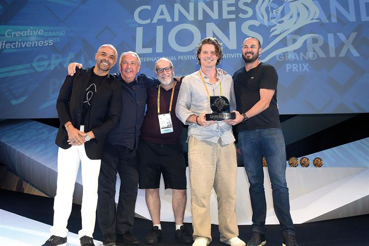 Cannes: Leo Burnett Chicago (above) and other Publicis agencies won't return next year