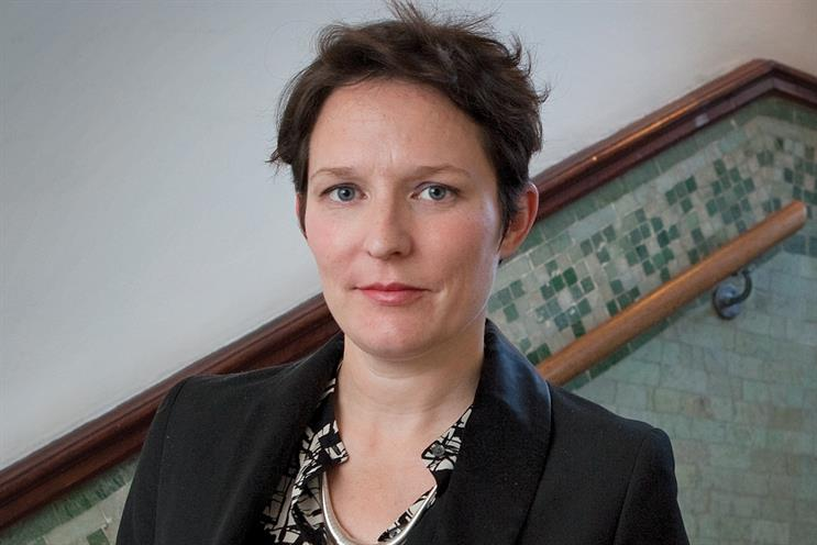 Frances Ralston-Good: the chief strategy and innovation officer at PHD
