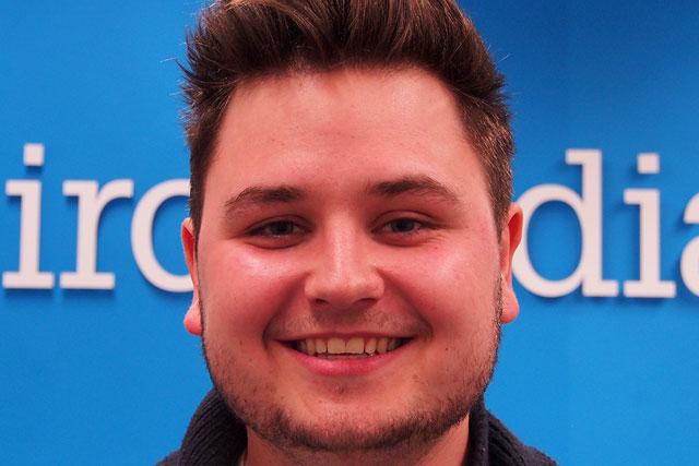 Drew Rapley: content marketer at Miromedia