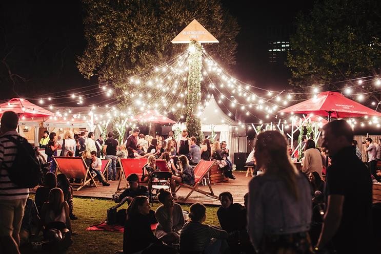 Rekorderlig: has focused its marketing on experiential activity