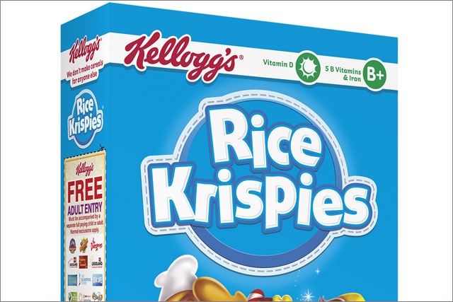 Kellogg's: will send out briefs to shortlisted agencies pitching for the EMEA account on Monday