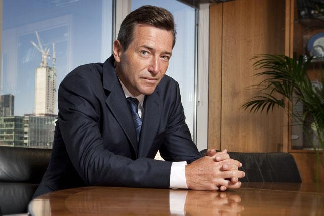 John Ridding: Financial Times chief executive (photo: Colin Stout)