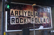 Part of Kinetic/PHD's RocknRolla campaign