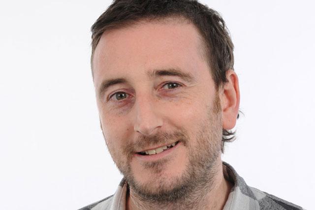 Kerry Roper: rejoins Dare as head of design