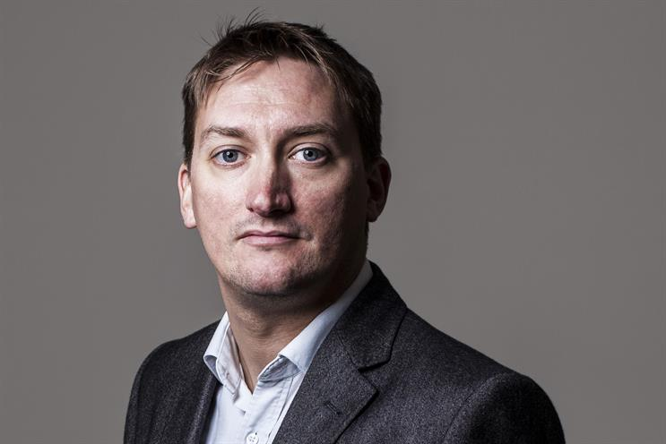 Ross Barnes: the chief technology officer at M/Six