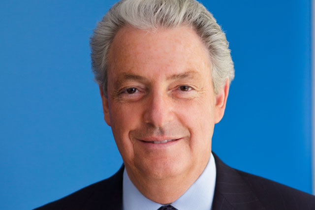 Michael Roth: the chief executive of IPG