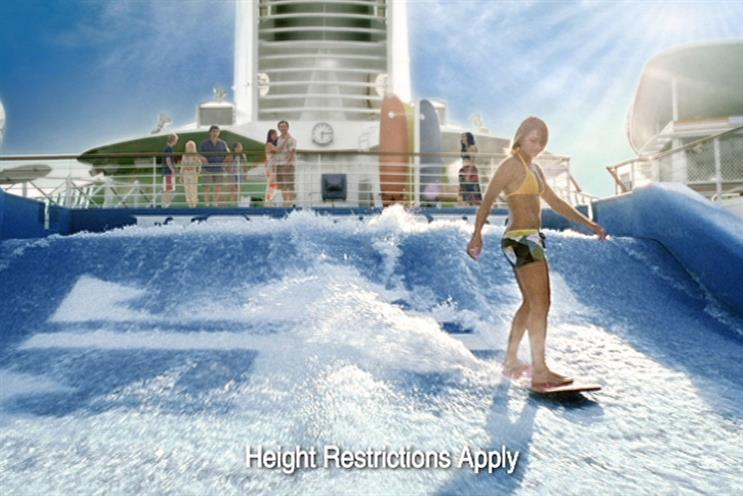 Royal Caribbean: Mindshare handles media planning and buying