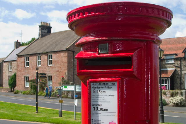 Royal Mail: Engine picks up brief
