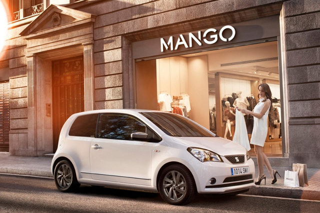 SEAT Mii by Mango project