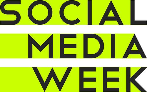 Social Media Week: visits London this week
