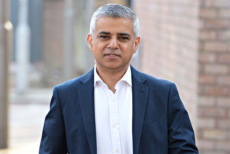 Newly elected London mayor Sadiq Khan is a brilliant example of when positive campaigning works