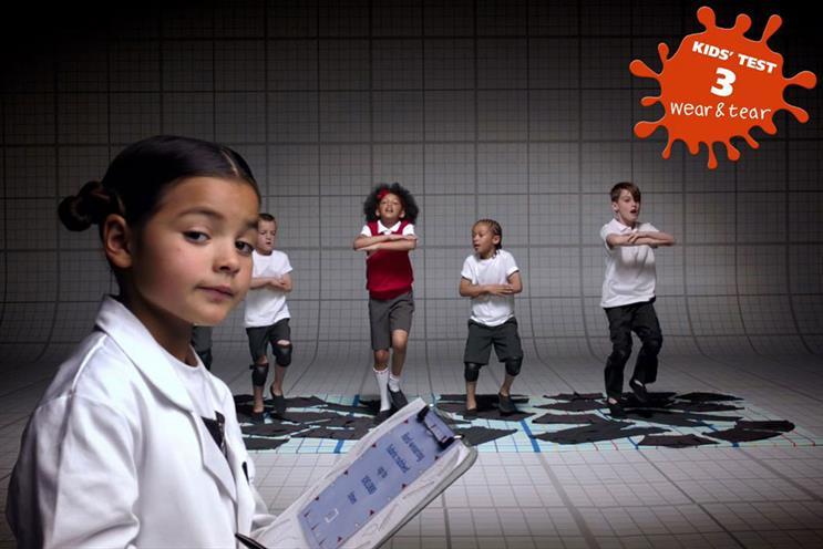 Sainsbur's: launches its Back Tu School campaign