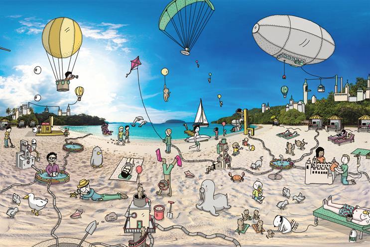 Why we're loving: Johan Thörnqvist, illustrator