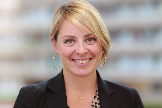 Fiona Salmon: publisher solutions director at Vibrant Media
