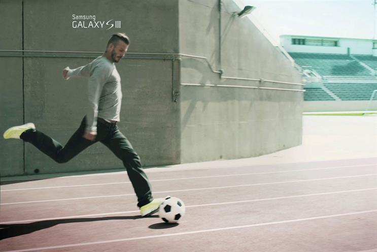 Samsung: London 2012 ad