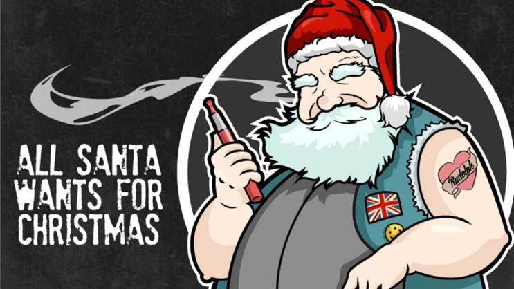 Vaping brand rapped by ASA for kid-friendly Christmas ads
