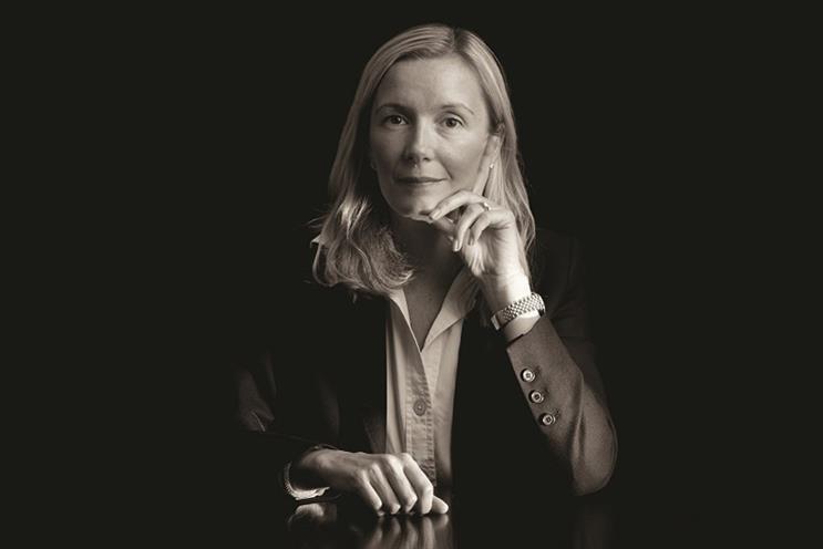 Sarah Todd, CEO, Geometry Global