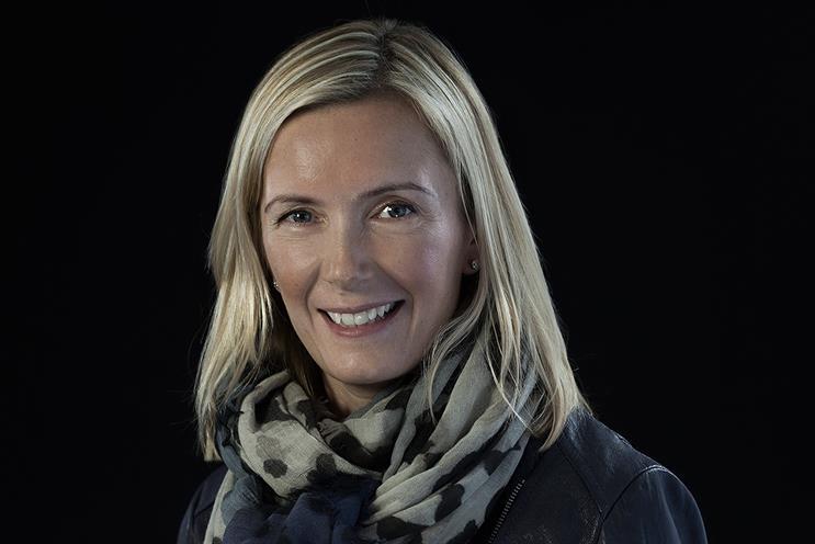 Sarah Todd, chief executive, Geometry Global