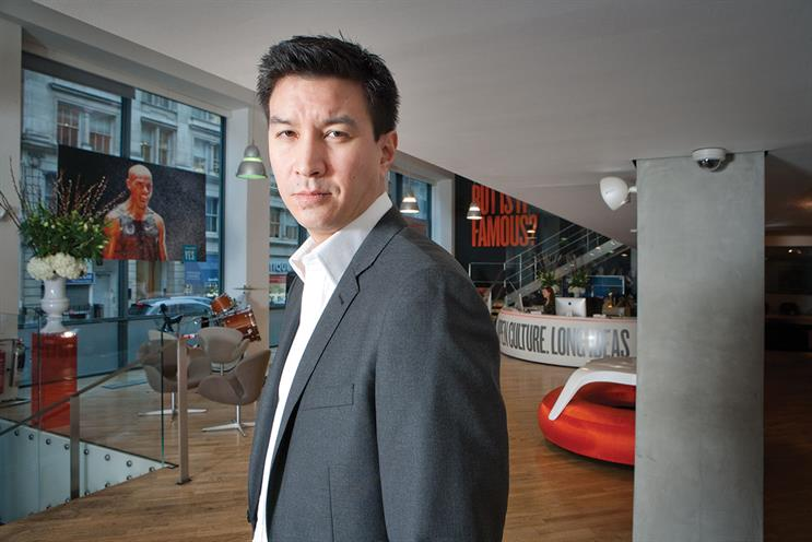 Scott: overseeing group operations at Grey London