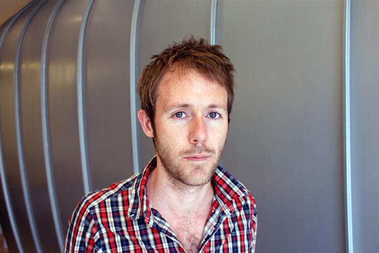 Scott Holmes: he has joined DigitasLBi