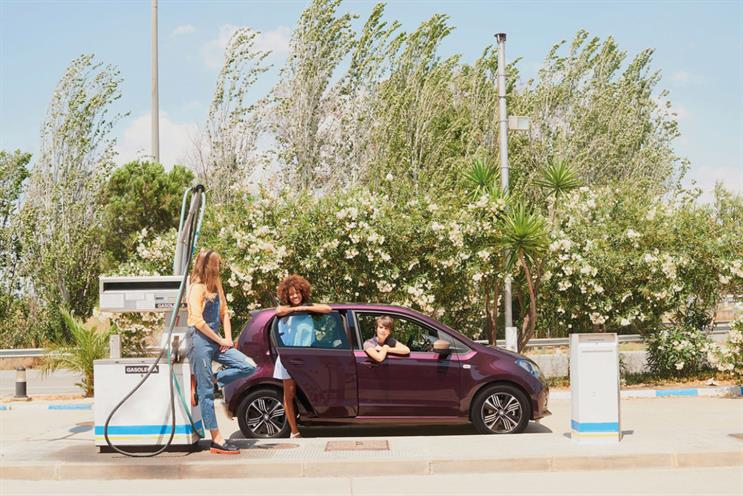 Seat Mii: criticised on social media for resorting to gender stereotypes
