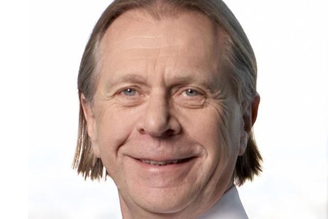 Steven Sharp: former M&S marketer is now consulting for WPP